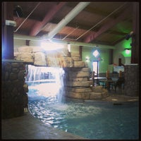 Photo taken at Christmas Mountain Clubhouse Pool by Raven D. on 2/26/2013