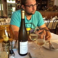 Photo taken at Montes Bistro by Анна М. on 8/19/2014