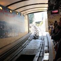 Photo taken at Peak Tram by Jean K. on 2/16/2018
