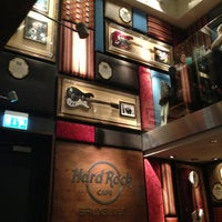 Foto scattata a Hard Rock Cafe Brussels da Lucas D. il 4/6/2013