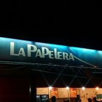 Photo taken at La Papelera by José Luis D. on 2/9/2014
