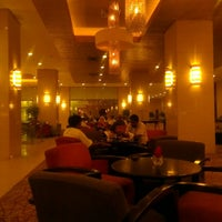 Photo taken at Cinnamon Lakeside by Afrah A. on 6/5/2013