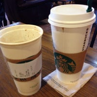 Photo taken at Starbucks by Rhonda M. on 2/4/2014