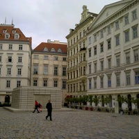Photo taken at Judenplatz by Miss Ela S 🚙 on 6/6/2013