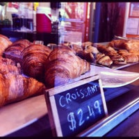 Photo taken at Benjamin's French Bakery Cafe by Laura H. on 11/10/2012