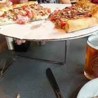 Photo taken at Dewey's Pizza by Jason V. on 7/14/2013