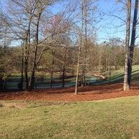 Photo taken at Cherokee Run Golf Club by Lisa L. on 4/5/2015