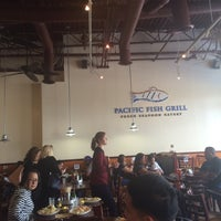 Photo taken at Pacific Fish Grill - Chino Hills by Tinah C. on 5/26/2015