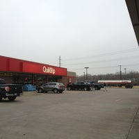 Photo taken at QuikTrip by Gary E. on 2/6/2013