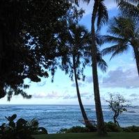 Photo taken at Turtle Bay Resort by Kimmee B. on 10/20/2012