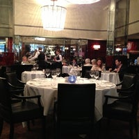 Photo taken at The Savoy Grill by Andrew P. on 10/18/2012