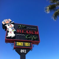 Photo taken at The Mexico Cafe by Margie A. on 3/31/2013