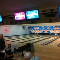 Photo taken at Del Rosa Lanes by Margie A. on 1/5/2013