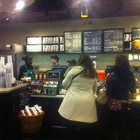 Photo taken at Starbucks by Mike I. on 1/14/2013