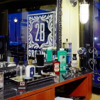 Photo taken at 2B Groomed by Men's Health Mag on 8/3/2014