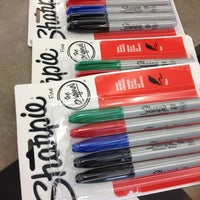 Photo taken at OfficeMax by Steven T. on 4/20/2013
