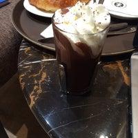 Photo taken at Caffè Nero by Cyrus R. on 5/12/2014