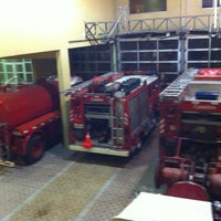 Photo taken at Cuarta Compañía De Bomberos Concepción by Arturo P. on 1/7/2013