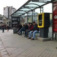 Foto diambil di Taksim Tramvay Durağı oleh Nes Q. pada 2/13/2013