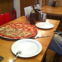 Photo taken at The Upper Crust Pizzeria by Nes Q. on 2/28/2013