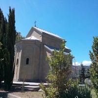 Photo taken at St. George Chapel - წმ. გიორგის ეკლესია by David K. on 7/26/2013