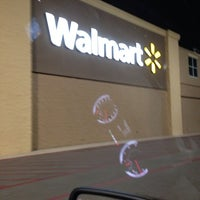 Photo taken at Walmart Supercenter by Greg W. on 11/24/2013
