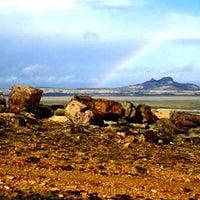 Foto tirada no(a) Monumento Natural Bosques Petrificados por Agustina T. em 1/26/2013