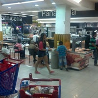 Photo taken at Tiendas Jumbo Cabecera by jose luis m. on 5/11/2013