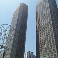 Photo taken at PepsiCo Rooftop Garden by Margaret P. on 6/16/2013