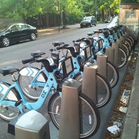 Photo taken at Divvy Station by Margaret P. on 7/16/2013