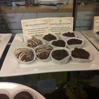 Photo taken at Mama Ganache Artisan Chocolate by Margaret P. on 7/12/2013