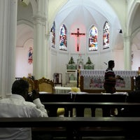 Photo taken at Church of St Anthony by suresh s. on 5/17/2014