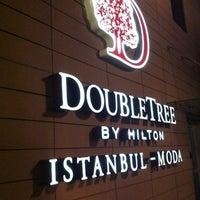 12/17/2012 tarihinde Yiğit C.ziyaretçi tarafından DoubleTree by Hilton Hotel Istanbul - Moda'de çekilen fotoğraf