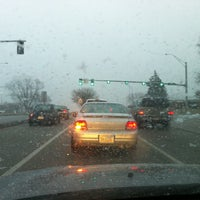 Photo taken at Lefthand Turn on 93rd & Dodge by Scott S. on 2/15/2013