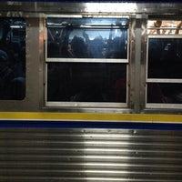 Photo taken at Stasiun Cawang by sg on 8/1/2013
