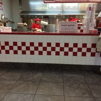 Photo taken at Five Guys by Mark S. on 7/9/2014