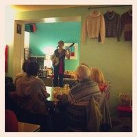 Photo taken at Raw Sugar Café by Cheryl G. on 2/17/2013