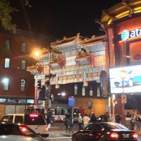 Photo taken at Chinatown Friendship Archway by Joshua L. on 10/7/2012