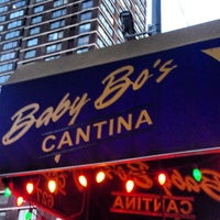 Photo taken at Baby Bo's Cantina by DJ Insomnia on 5/15/2013
