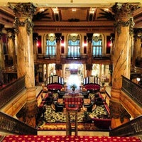 "Photo taken at The Jefferson Hotel by Michael ""Jocco"" P. on 6/11/2013"