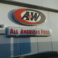 Photo taken at A&W by Steve E. on 12/16/2012