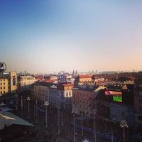 Photo taken at GREY Zagreb by Stefan E. on 12/12/2013