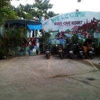 Photo taken at Ruvi Cave Resort by Brigette C. on 4/10/2016