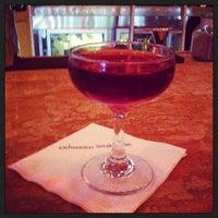 Photo taken at Delmonico Steakhouse by Vino Las Vegas on 6/9/2013