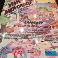 Photo taken at Viva Mercado's by Vino Las Vegas on 1/3/2014