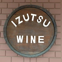 Photo taken at Izutsu Wine by taro t. on 3/23/2013