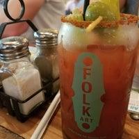 Foto tomada en Folk Art Restaurant por Joe D. el 8/4/2017