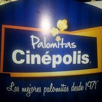Photo taken at Cinépolis by Francisco G. on 6/11/2013