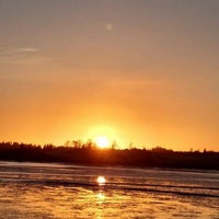 Photo taken at Coos Bay Boardwalk by Laurie B. on 5/18/2015