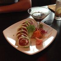 Photo taken at Arigato Sushi by katie b. on 5/2/2013